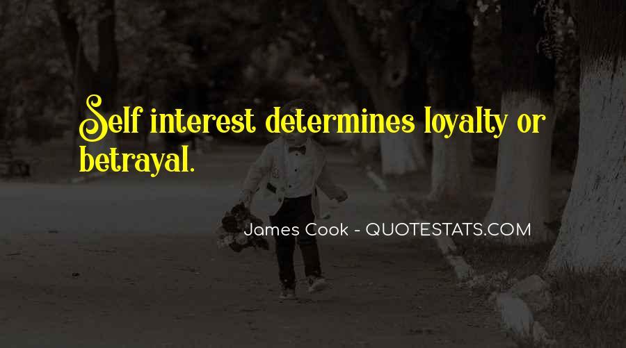Betrayal Loyalty Quotes #1433729