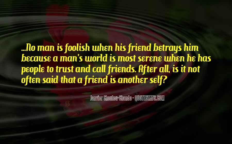 Betrayal Loyalty Quotes #1539573