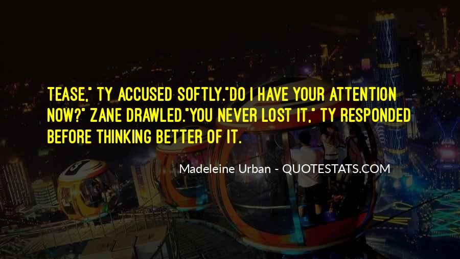 Better Before Quotes #155345