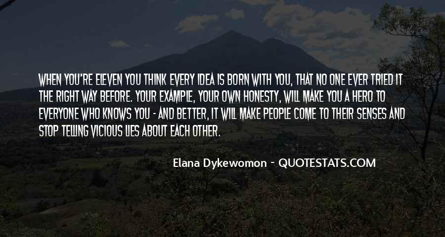 Better Before Quotes #41064