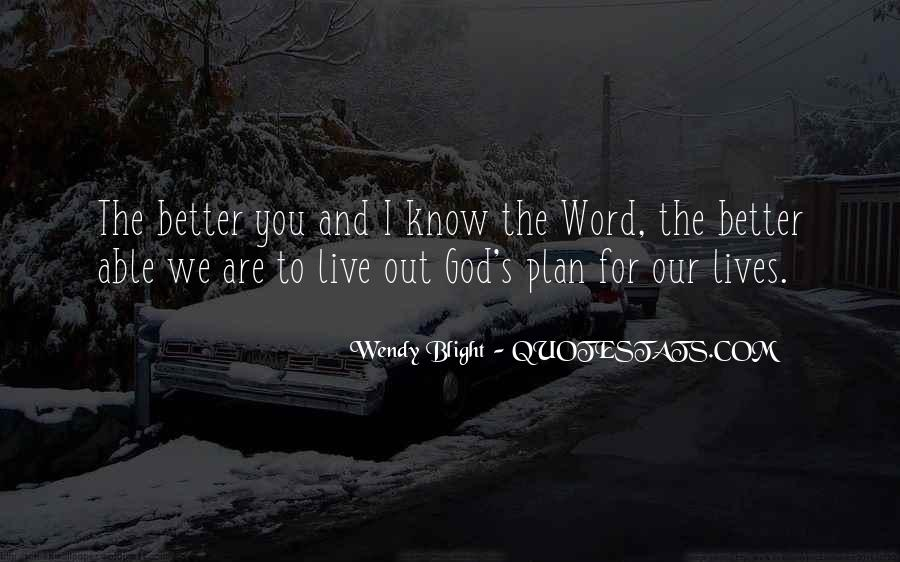 Better Plan Quotes #763437