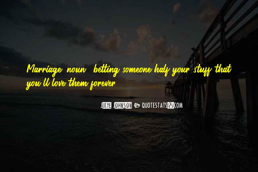 Betting Love Quotes #1273580