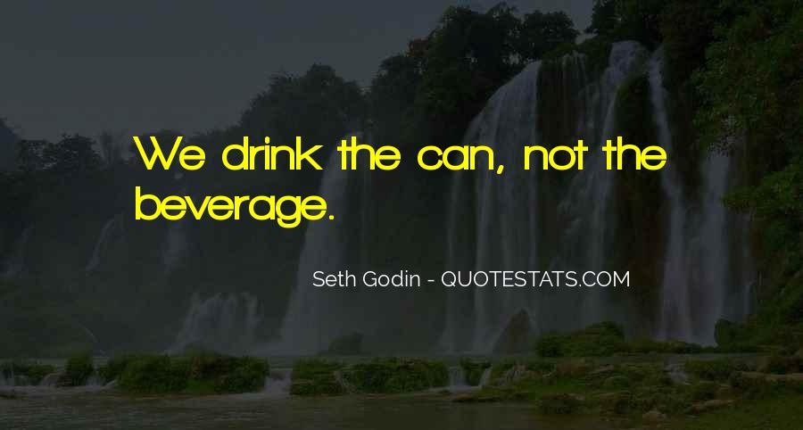 Beverage Quotes #1094449