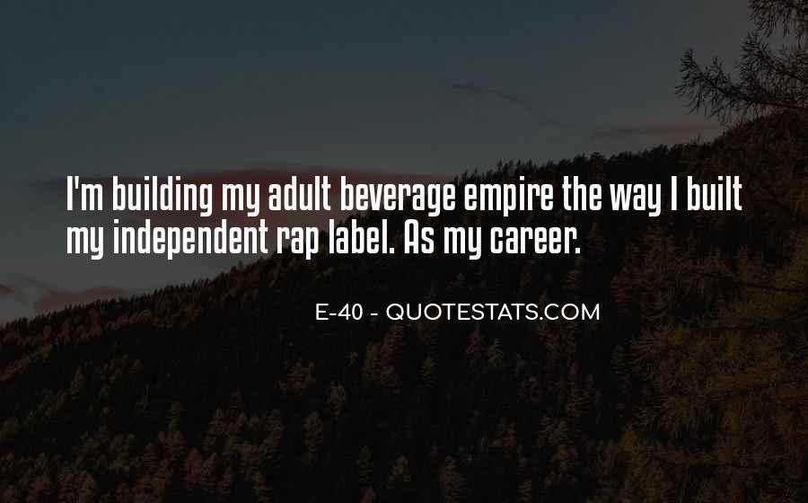 Beverage Quotes #1126826