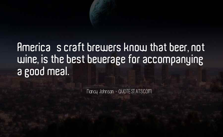 Beverage Quotes #1228742