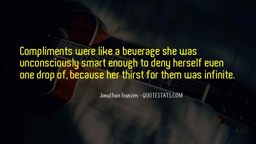 Beverage Quotes #1267845