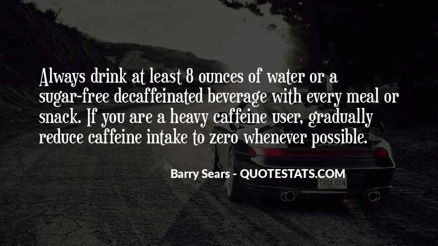 Beverage Quotes #1370996