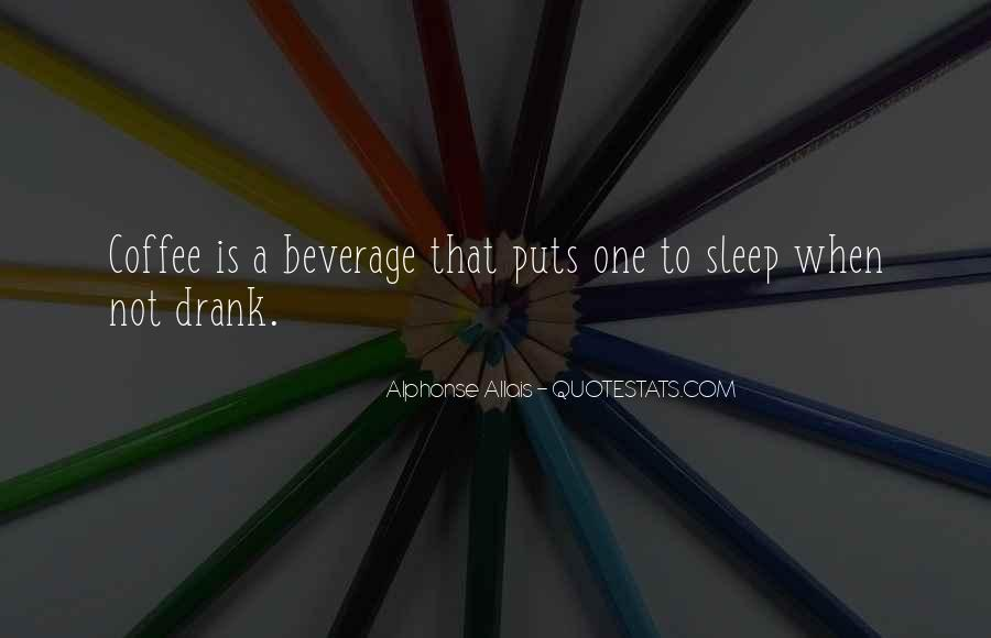Beverage Quotes #1467206