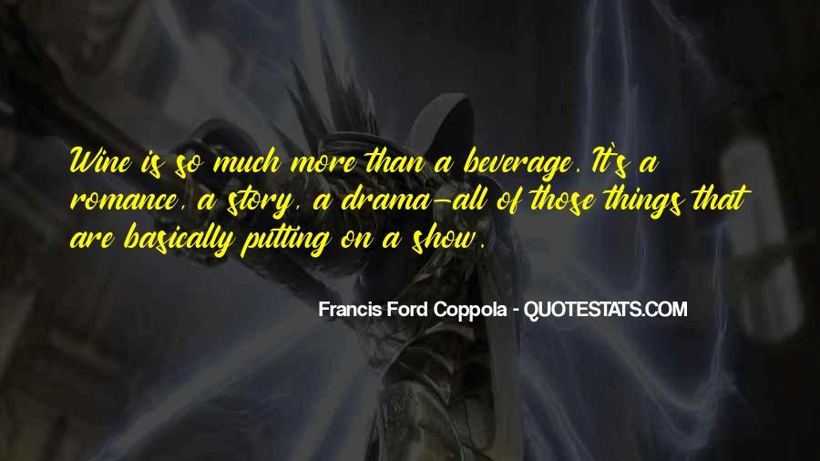 Beverage Quotes #1500243