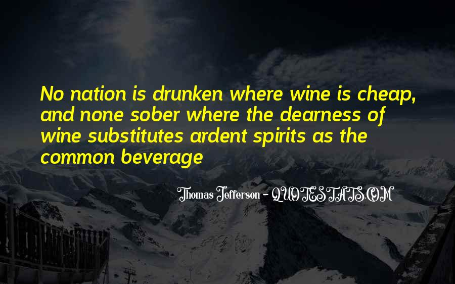 Beverage Quotes #1710711