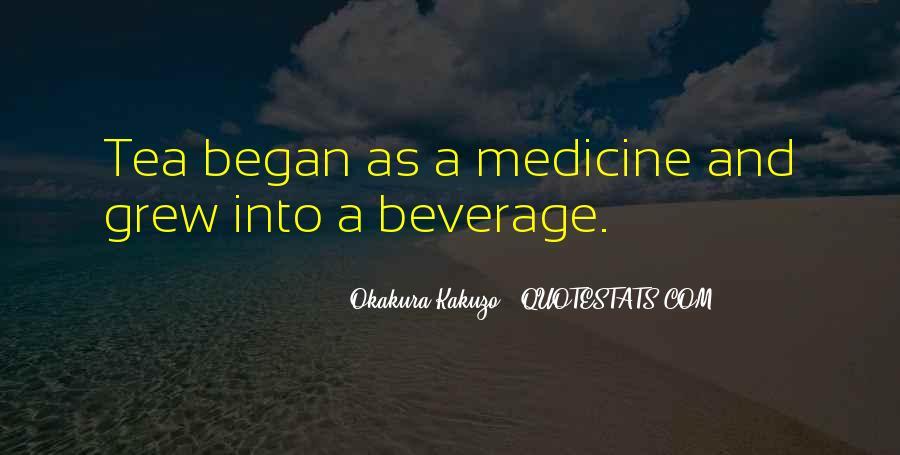 Beverage Quotes #1743099