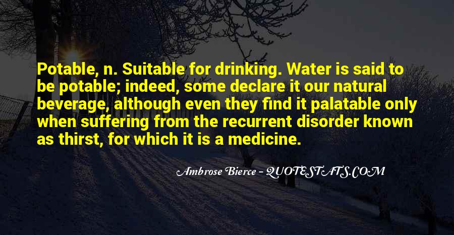 Beverage Quotes #1835529
