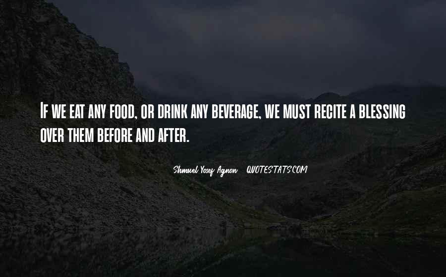 Beverage Quotes #447450
