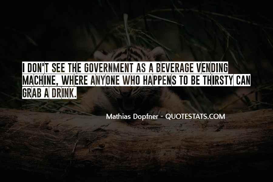 Beverage Quotes #620220