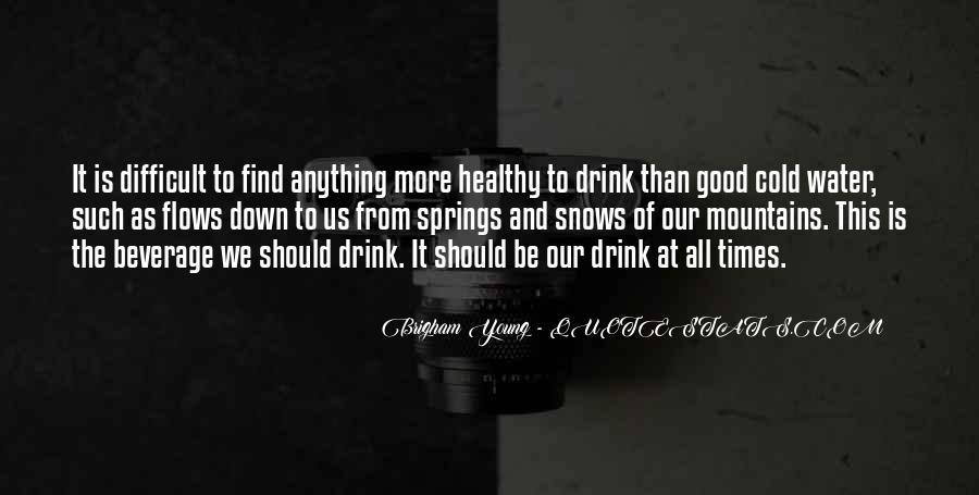 Beverage Quotes #935542
