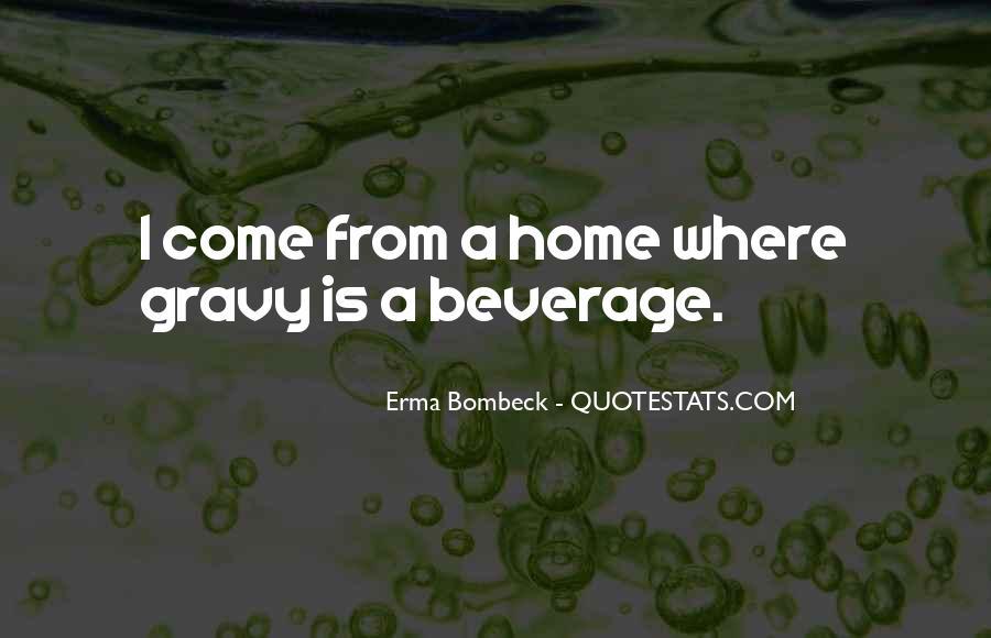 Beverage Quotes #959986