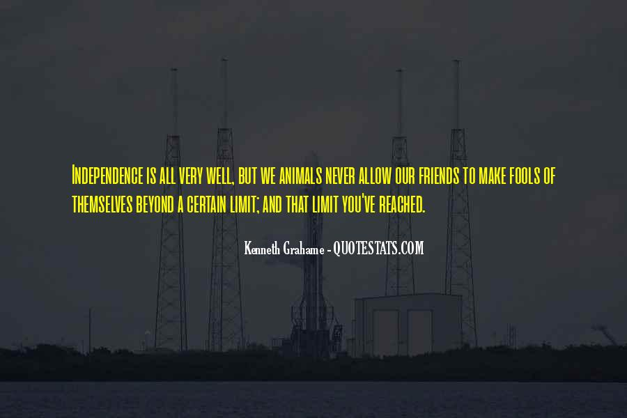 Beyond Limit Quotes #1056137