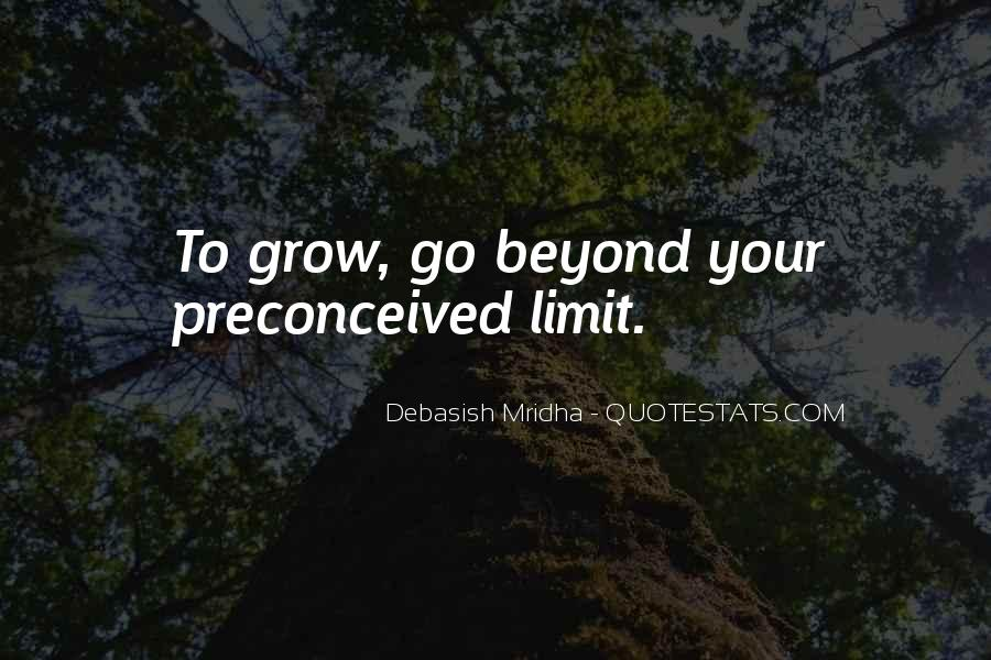 Beyond Limit Quotes #1352184