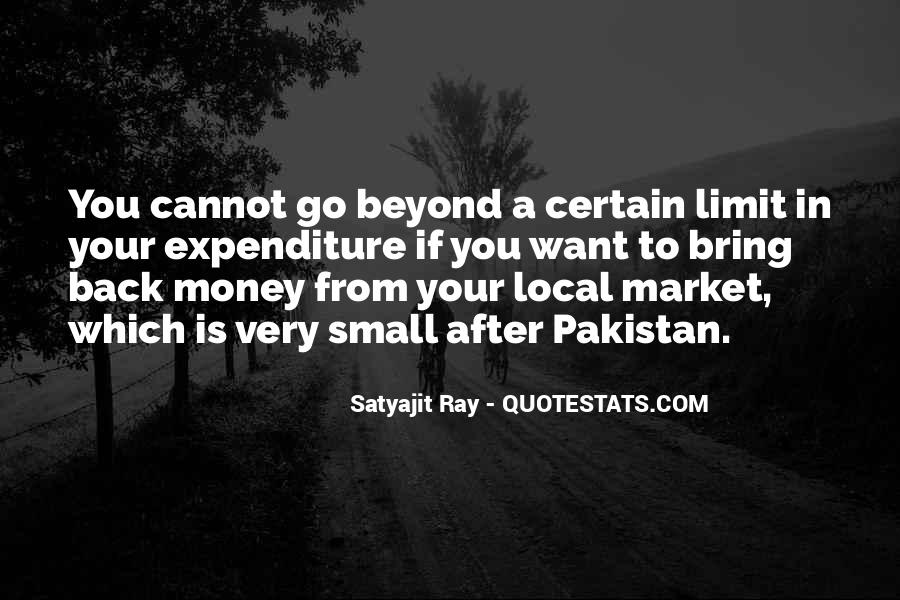 Beyond Limit Quotes #154040