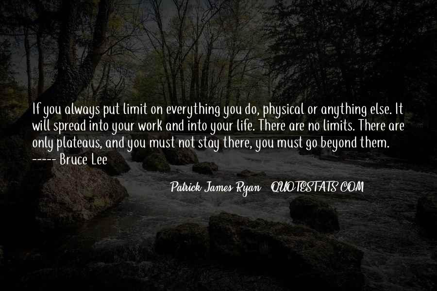 Beyond Limit Quotes #377840