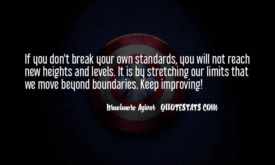 Beyond Limit Quotes #956200