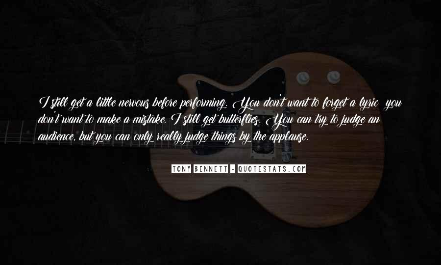 Quotes About Lyric #174217