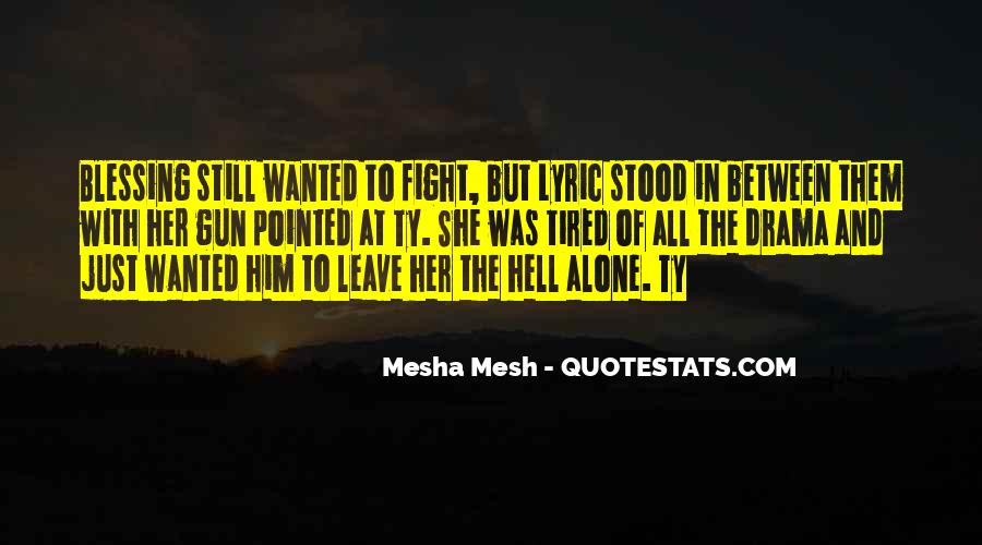 Quotes About Lyric #256680