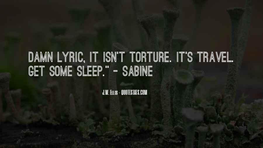Quotes About Lyric #351113