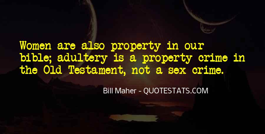 Bible Adultery Quotes #303817
