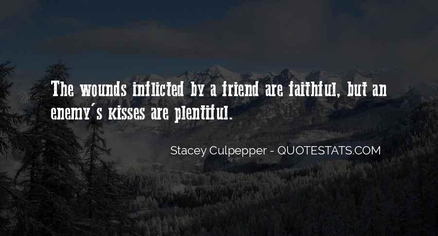 Bible And Friendship Quotes #1511759