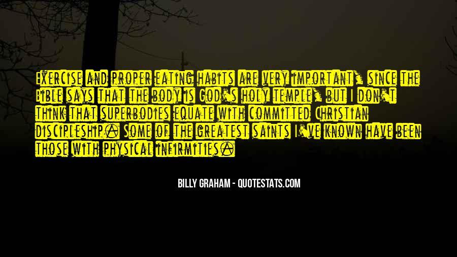 Bible Discipleship Quotes #1291518