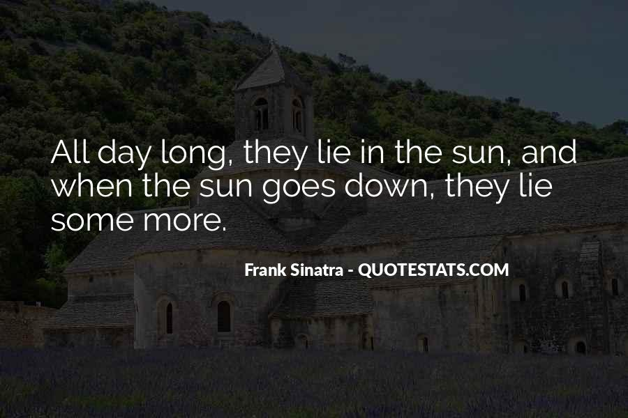 Quotes About Lying In The Sun #1590818
