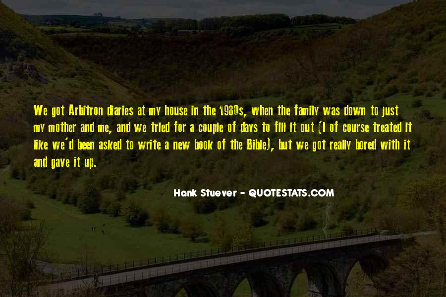 Bible Mother Quotes #1352767