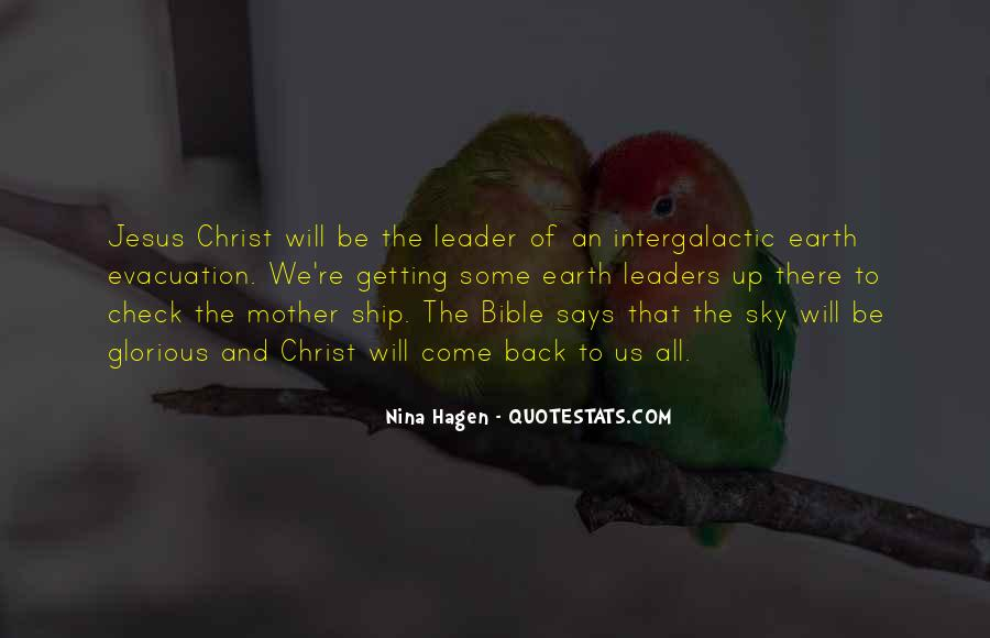 Bible Mother Quotes #1724341