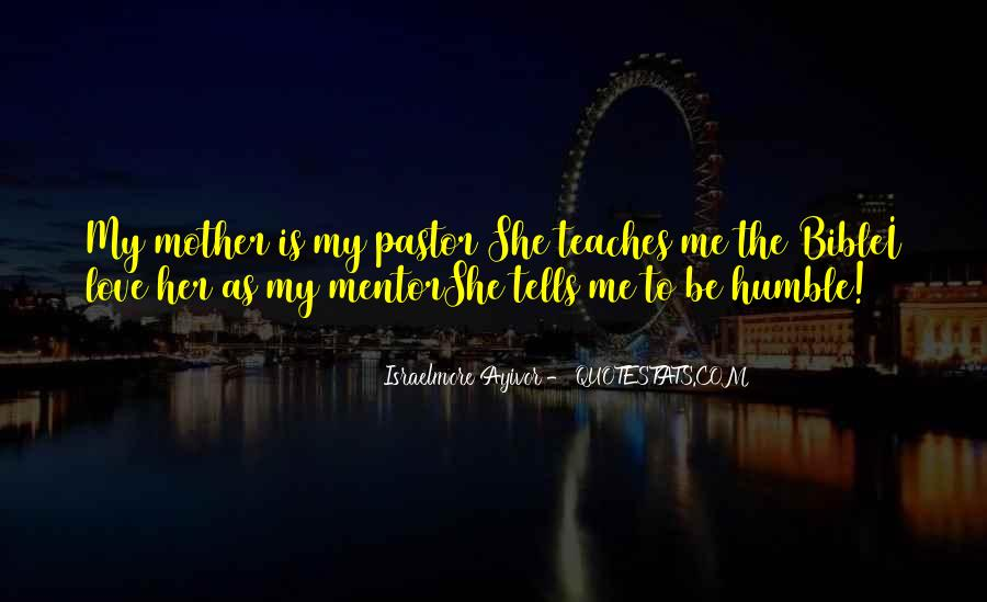 Bible Mother Quotes #556643