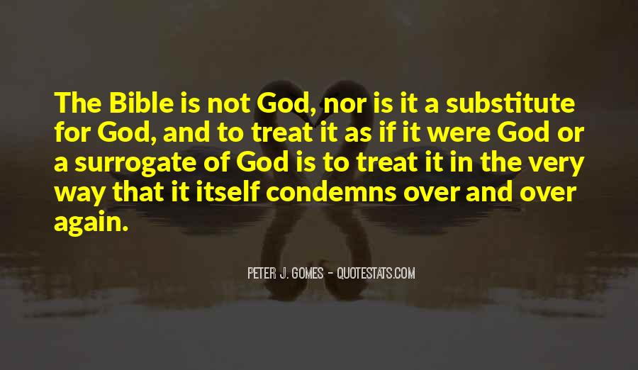 Bible Or Not Quotes #1080194
