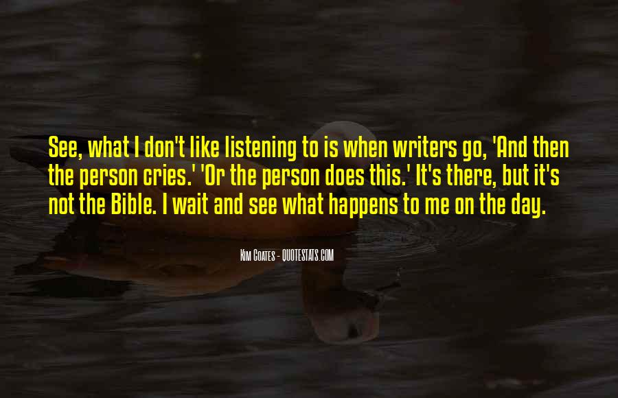 Bible Or Not Quotes #13698
