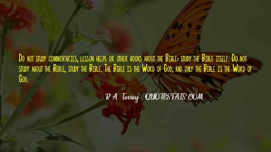 Bible Or Not Quotes #1617984