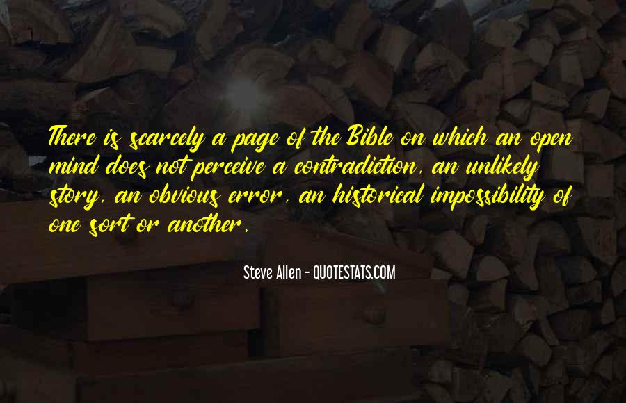 Bible Or Not Quotes #195234