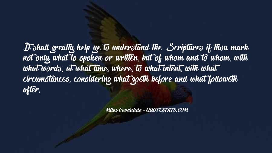 Bible Or Not Quotes #235217