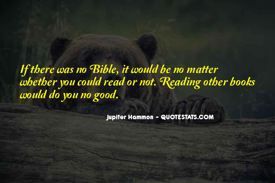Bible Or Not Quotes #459242