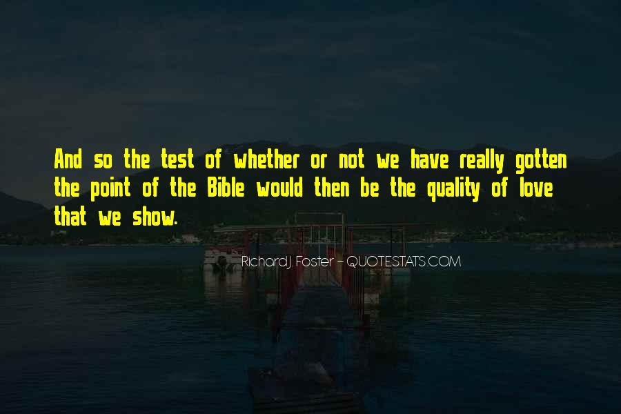 Bible Or Not Quotes #765376