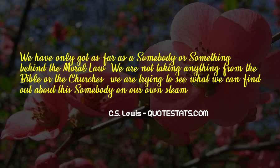 Bible Or Not Quotes #821954