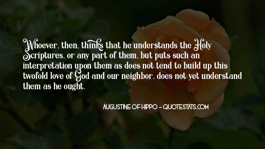Bible Or Not Quotes #925789