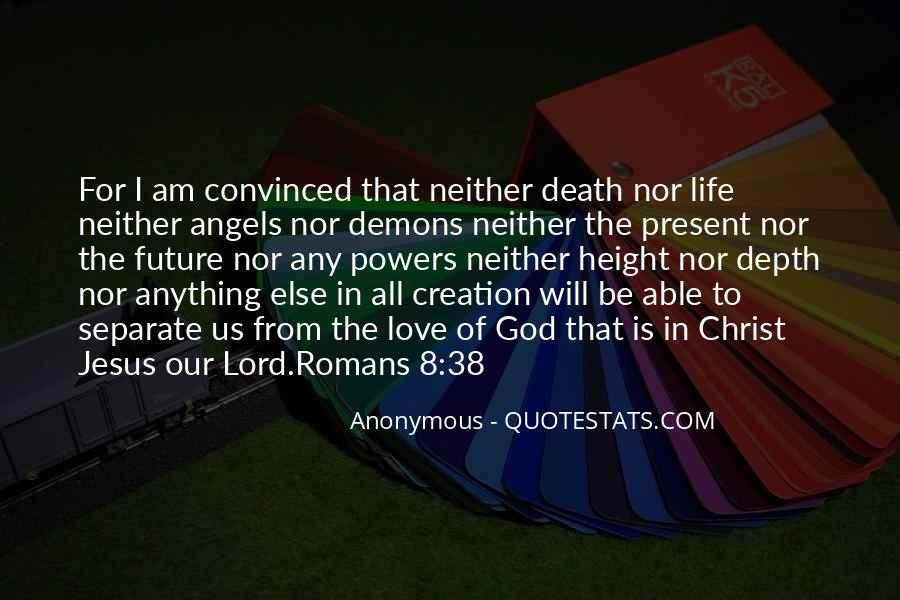 Bible Romans Love Quotes #623693