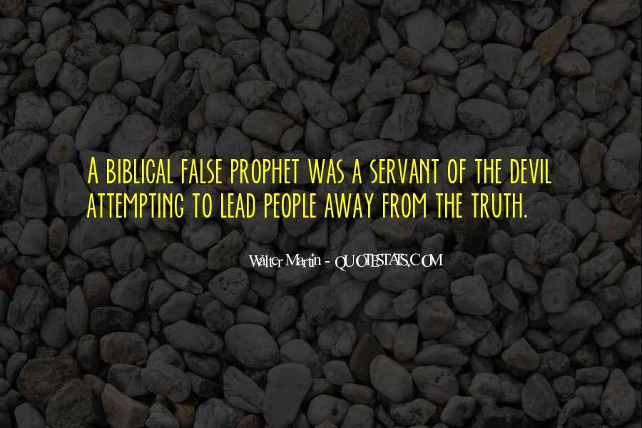 Biblical Servant Quotes #368468