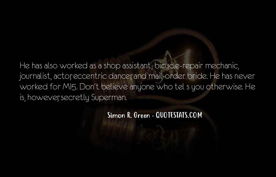 Bicycle Repair Man Quotes #289239