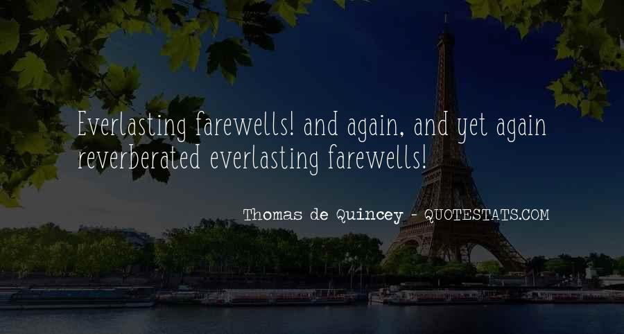 Bid You Farewell Quotes #131360