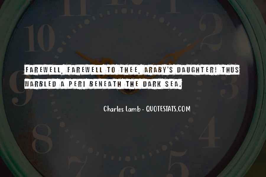 Bid You Farewell Quotes #177644