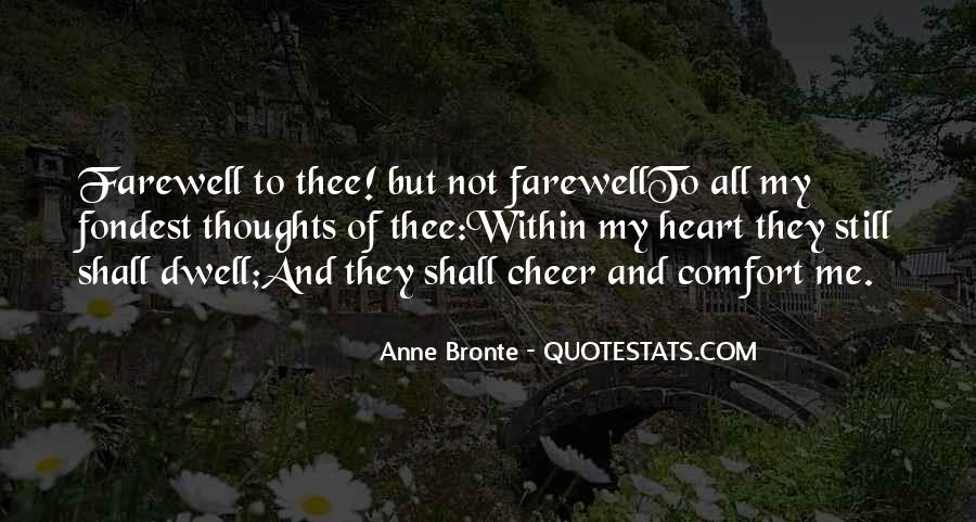 Bid You Farewell Quotes #223468